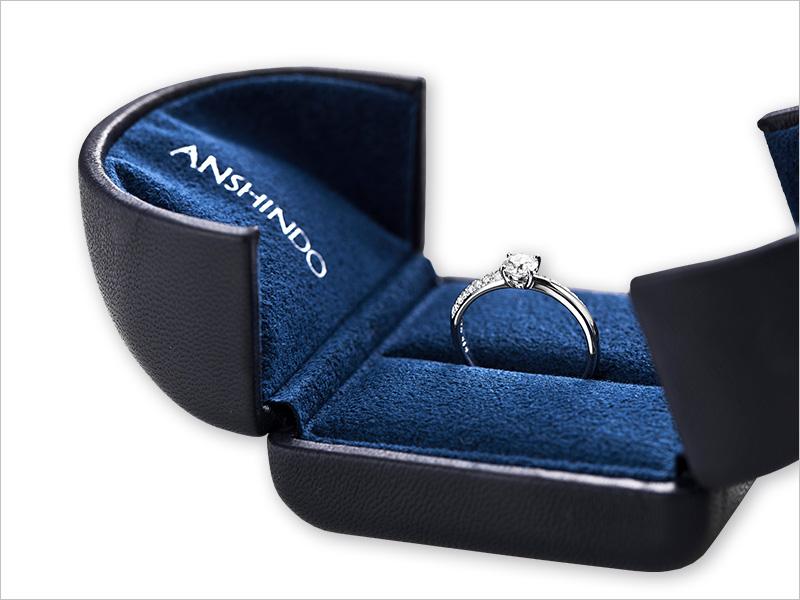 安心堂はあなたのプロポーズを素敵に演出します