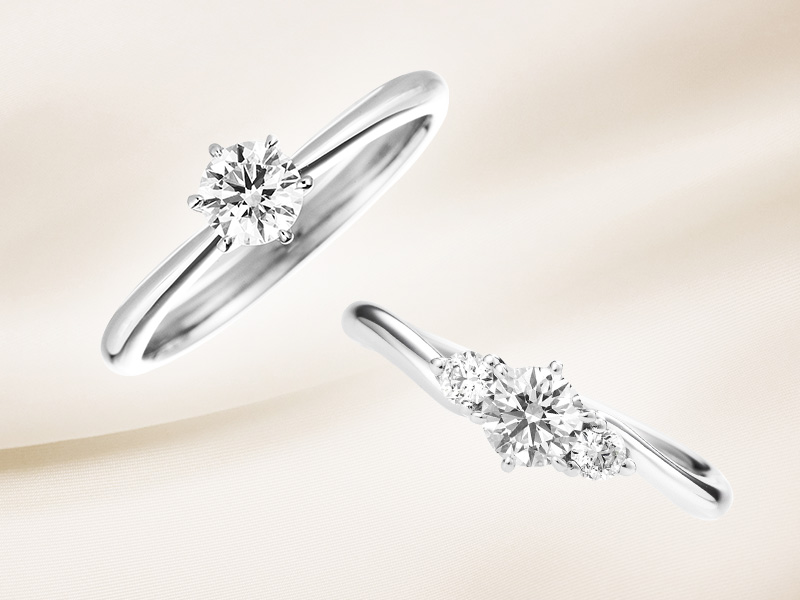 婚約指輪は「給料の1ヶ月分」